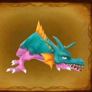 ドラゴン キース