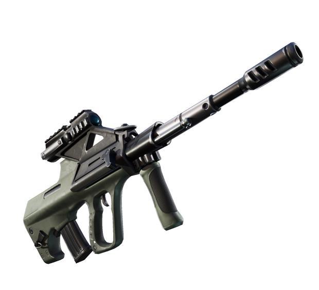 場所 強い フォート ナイト 武器