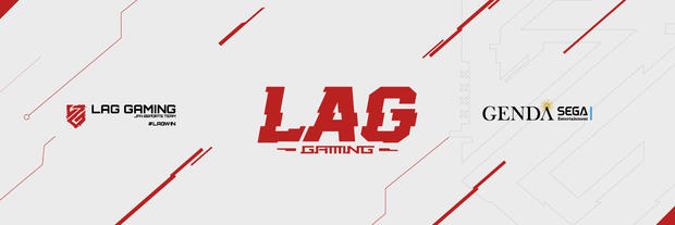 Lag Gamingバナー