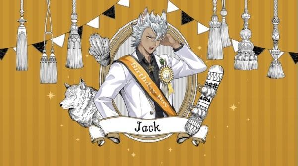 ジャック(SSR/おめかしバースデー)