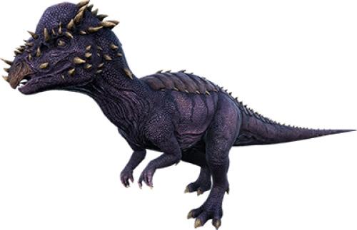 パキケファロサウルス