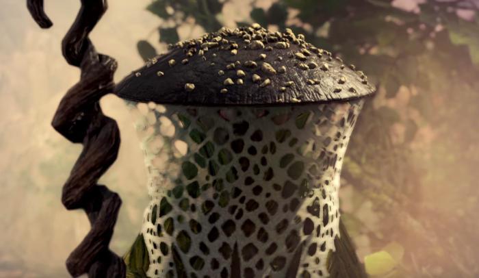 モンハン ワールド 森 の 古代 竜 人