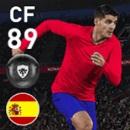 ウイイレアプリ 6/1 Club Selection - MADRID ROSAS RB