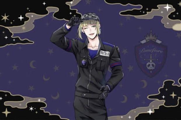 ルーク(R/制服)グルーヴィー